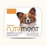 Nutriment Dinner for Dogs Chicken Tub