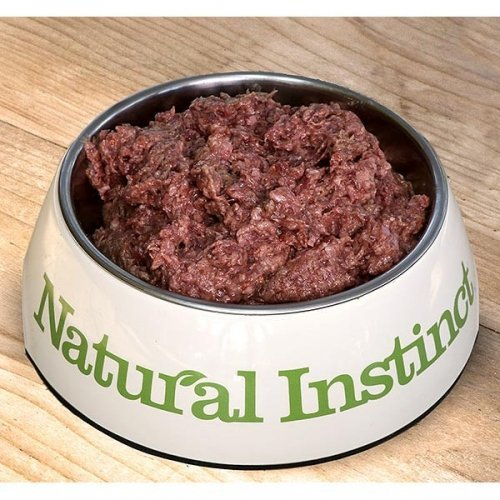 Natural Instinct Chicken and Lamb in Bowl