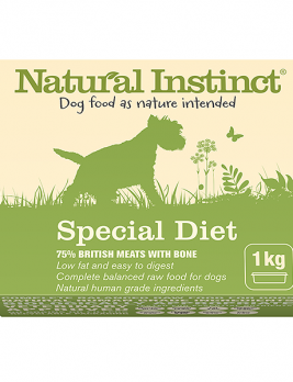 Natural Instinct Special Diet 1kg Tub