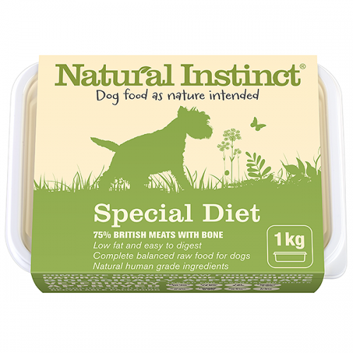 Natural Instinct Special Diet 1kg Tub