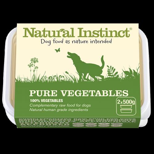Natural Instinct 2 x 500g Tub