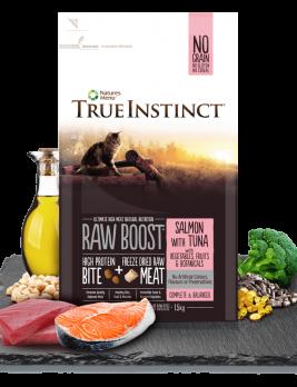 True Instinct Raw Boost Cat Food 1.5kg Bag