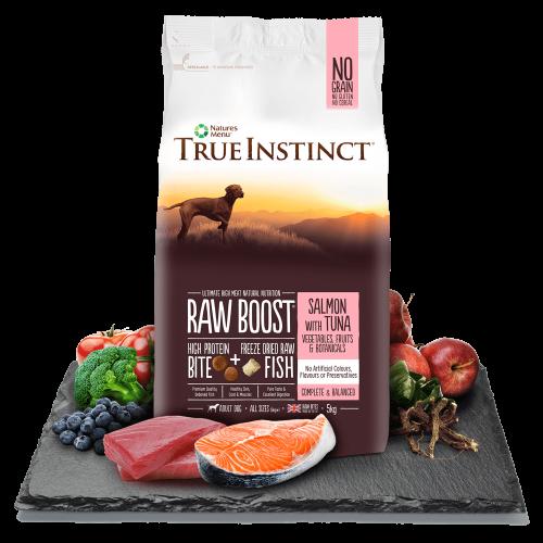 True Instinct Salmon and Tuna 1.5kg Bag