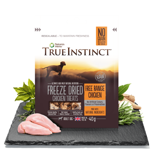 True Instinct Dog Treats Chicken 40g Bag