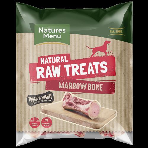 Natures Menu Raw Marrowbone Bag
