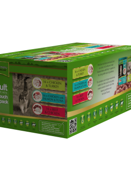 Natures Menu Original Cat Multipack 48 Pouches