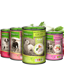Natures Menu Dog Food Multipack 12 x 400g Cans