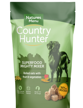 Country Hunter Superfood Mighty Mixer Rolled Oats with Fruit & Vegetables 1.2kg Front