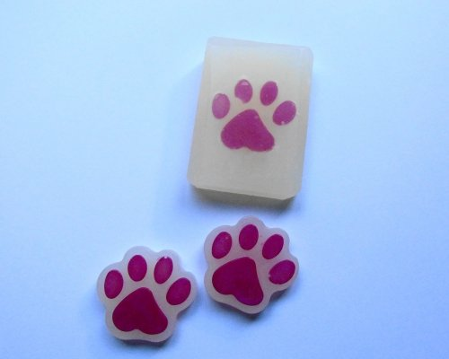 Dirty Dog Soothibar Shampoo Bar with Paw