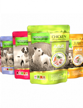 Natures Menu Dog Food Pouch Multipack 8 x 300g Pouches