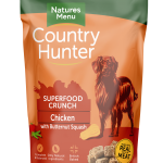 Country Hunter Superfood Crunch Adult Dog Chicken with Butternut Squash 1.2kg Front