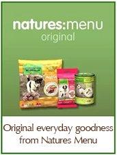 Natures Menu Original Banner