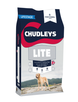 Chudleys Lite 15kg Bag