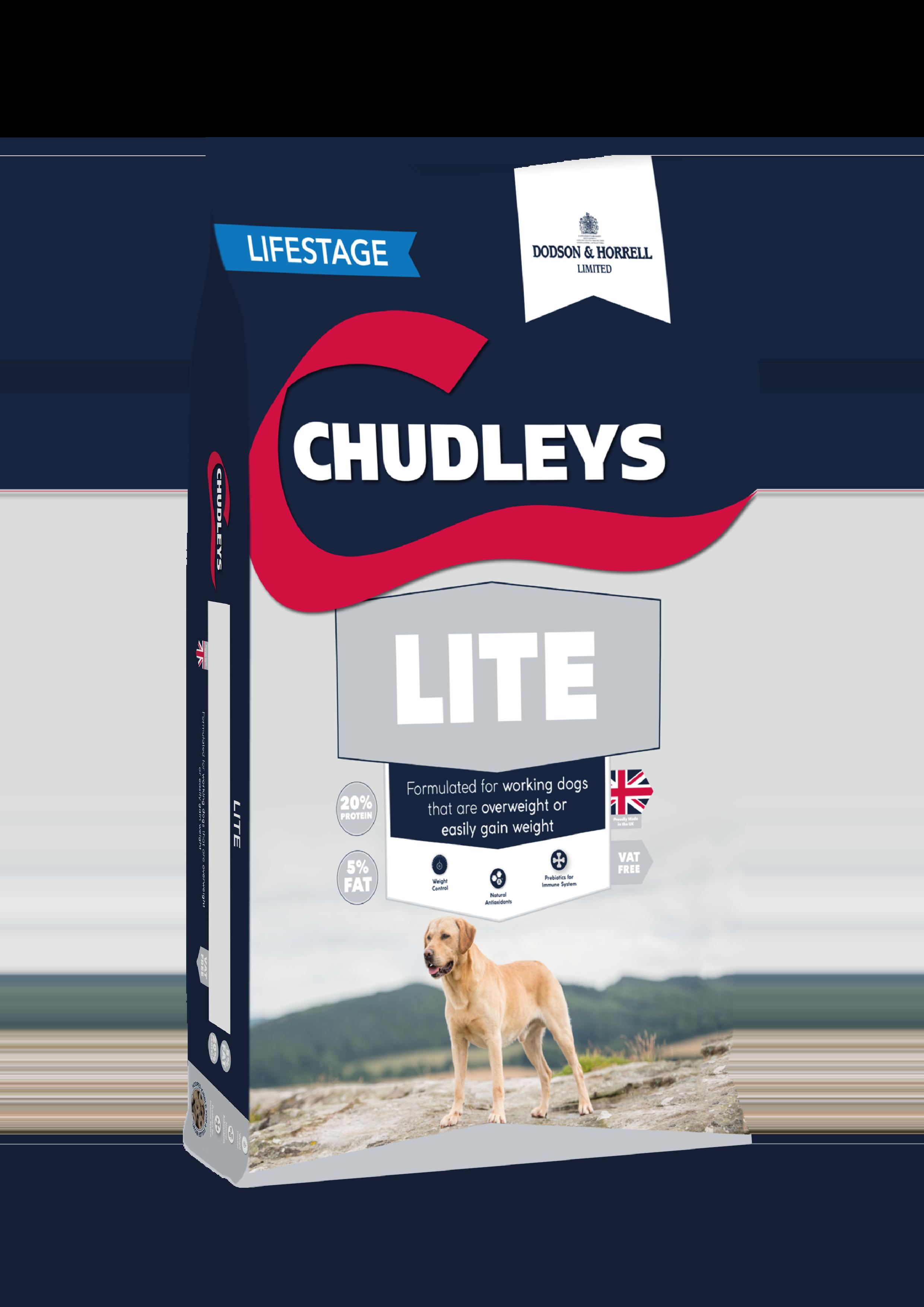 Chudleys Lite 15kg Bag