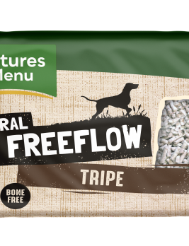 Natures Menu Freeflow Tripe 2kg Front of pack