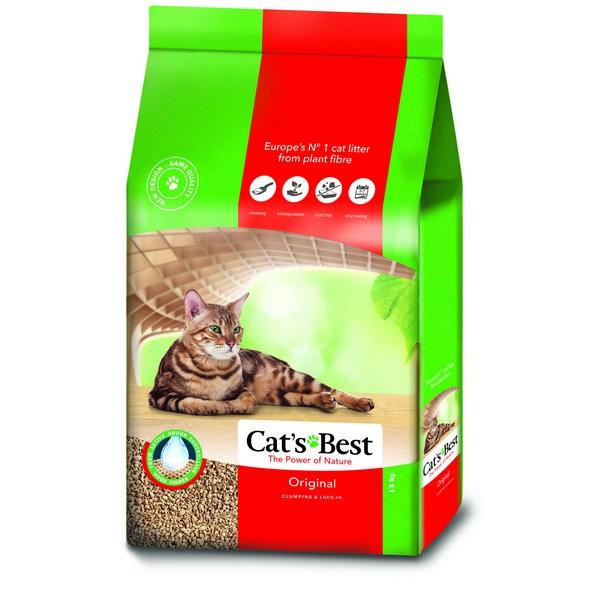 Cats Best Original 30 Litre Front of Pack