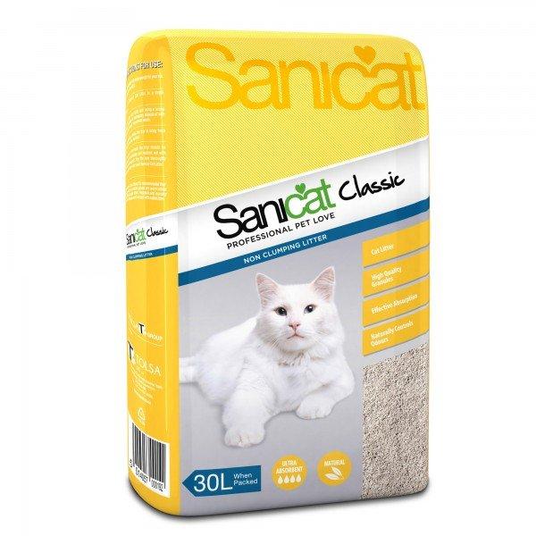 Sanicat Classic 30 Litre Front of Pack
