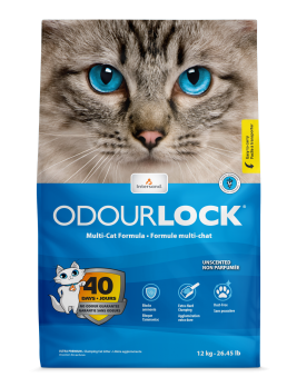 Intersand Odourlock 12kg Front of Pack