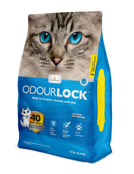 Intersand Odourlock 12kg Side of Pack Showing Side Handle