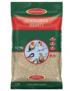 Johnston & Jeff Sunflower Hearts