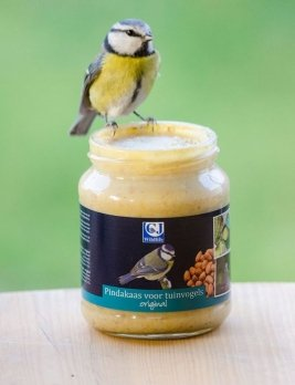 CJ Wildlife Peanut Butter Original