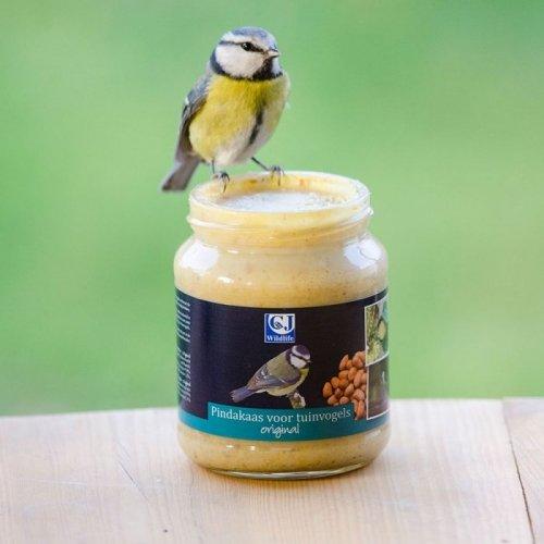 CJ Wildlife Peanut Butter Original