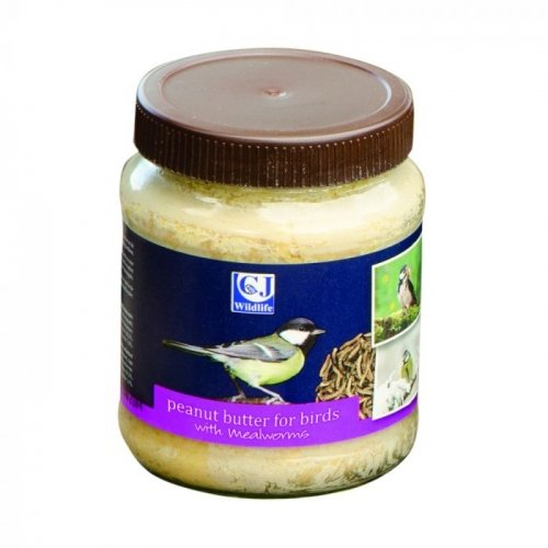 CJ Wildlife Peanut Butter with Mealworms
