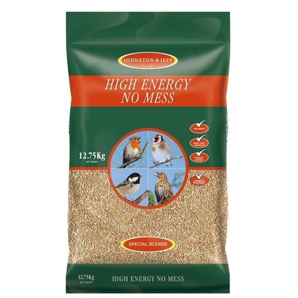 Johnston & Jeff High Energy Wild Bird Food