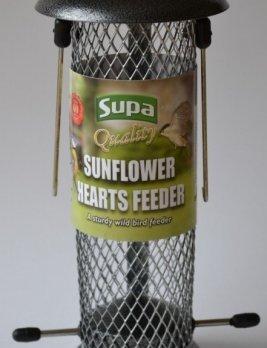 Supa Metal Sunflower Heart Feeder