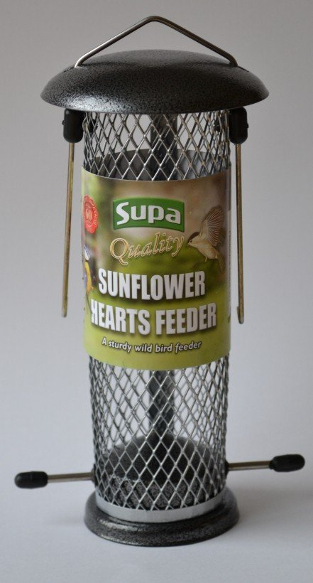 Supa Metal Sunflower Heart Feeder